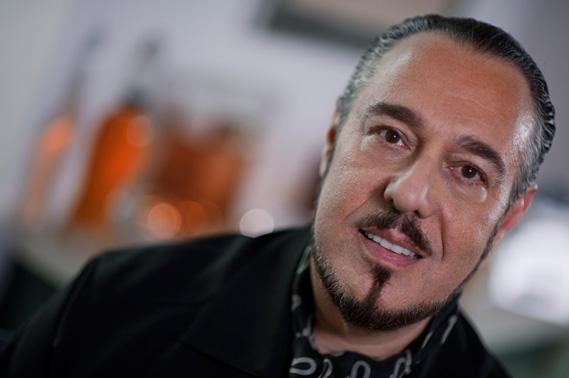Marc Rosen, desigener de embalagens de luxo que esteve no Brasil