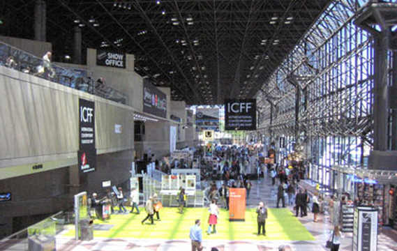 NY Design Week - International Contemporary Furniture Fair