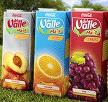 Embalagens de uma litro foram dirigidas ao consumo familiar