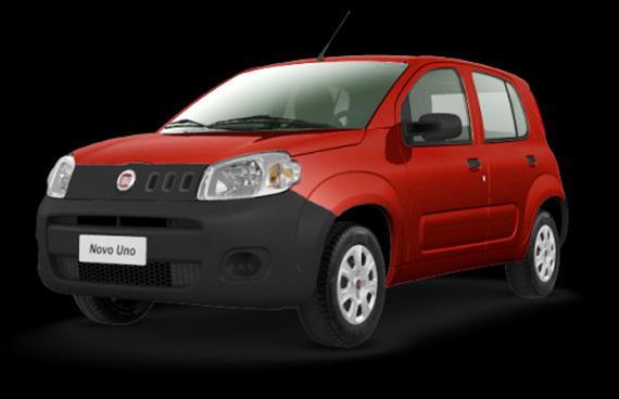 Fiat Uno Vivace 1.0 com motor Evo 4p