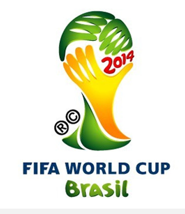Logomarca da Copa FIFA Brasil 2014