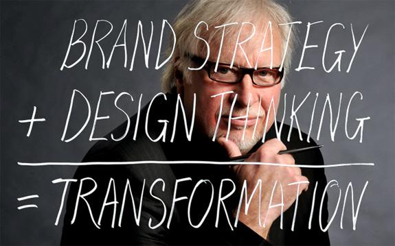 Marty Neumeier: O design ultrapassa os limites da forma e da estética