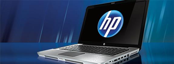 Logo da HP, criado pela agência de Neumeier, Liquid Agency