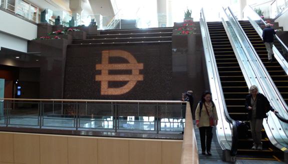 Centro de convenções em Vancouver onde aconteceu o Congresso de Design