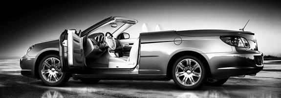 Chrysler Sebring connversível