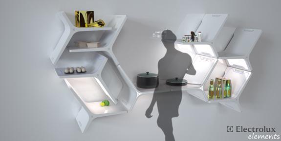 Cozinha All-In-One alinha sistemas de refrigeração, ar condicionado e iluminação