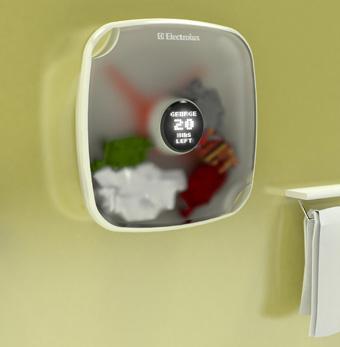 Dismount Washer é uma lavadora desmontável e portátil