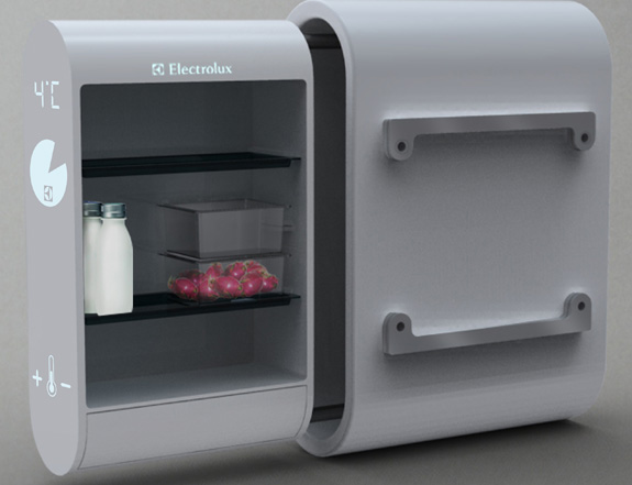 External Refrigerator utiliza as baixas temperaturas das estações frias e a luz dos dias quntes