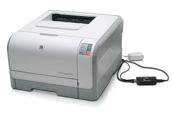 Impressora sustentável, HP CP-1215