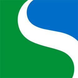 Símbolo da marca Santos Brasil