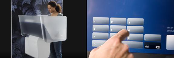 Caixa automático criado pela IDEO para o BBVA inovou com rotação em 90 graus