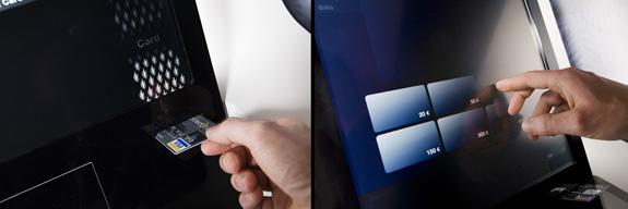 Com design do caixa automático do BBVA a IDEO mostrou que ideias simples inovam
