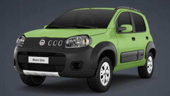 """""""Novo Uno é o projeto mais importante da Fiat em 2010, no Brasil"""""""