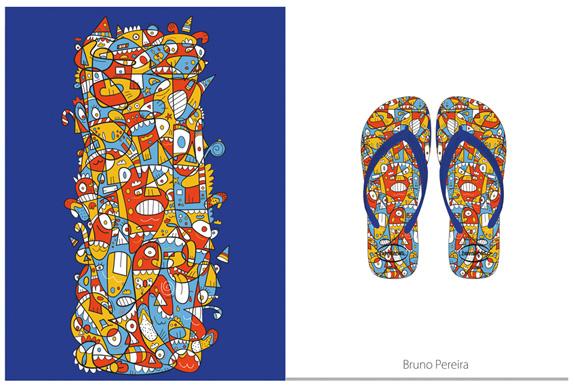 Criação de Bruno Pereira
