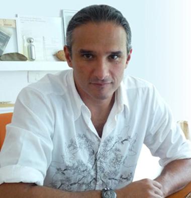Fred Gelli, que falou sobre Branding 3.0