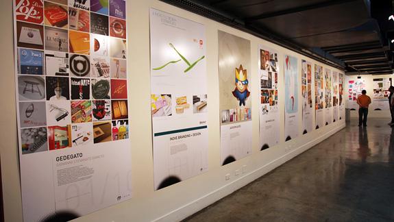 Exposição da Prodesign em Curtiba, inaugurada ontem, dia 15