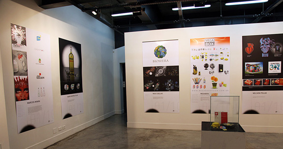 Exposição da Prodesign mostra criações dos designers do Paraná