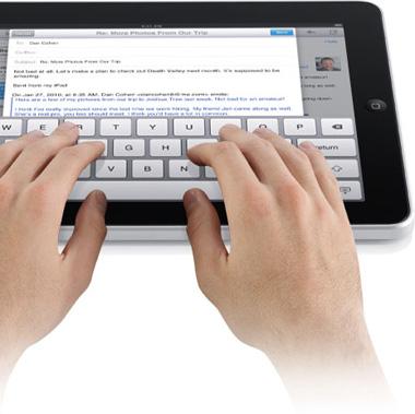 iPad, que entre muitas coisas, permitiu a quase centenária, Virgínia, reaprender a escrever