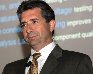 Mike McGrorey, diretor da unidade de negócios de workstations da HP