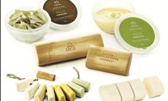 Sabonetes Natura Ekos, Chelles & Haiashi Design reinventou design e uso
