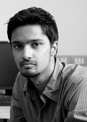 Peter Alwin, vencedor da competição Electrolux Design Lab 2010