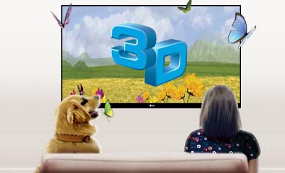 Aparelhos de TV 3D já estão no mercado, mas falta conteúdo programá