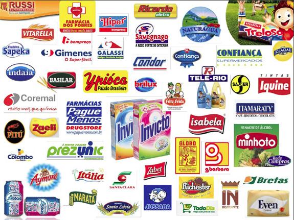 Marcas regionais que resistem à globalização em diversas partes do país