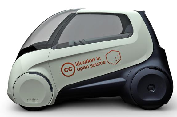 A customização modular possibilita alterar as configurações do carro
