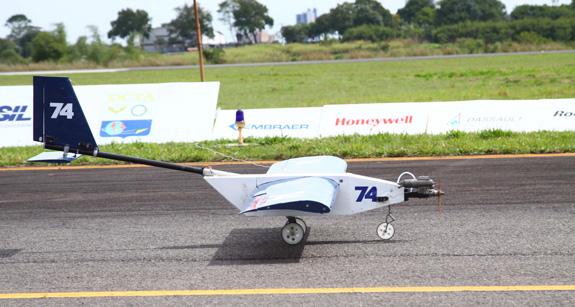 UFMT - Universidade Federal do Mato Grosso - equipe Aeroo