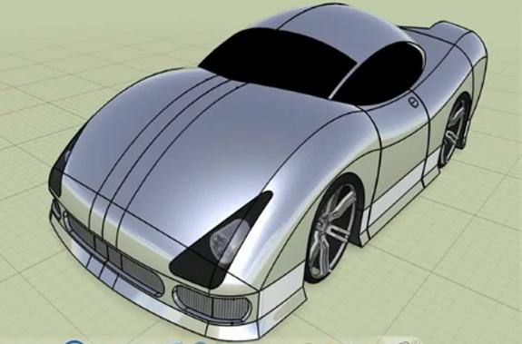 Usando o 3DVIA é possível dar zoom, girar e interagir com o modelo 3D no iPad e iPhone