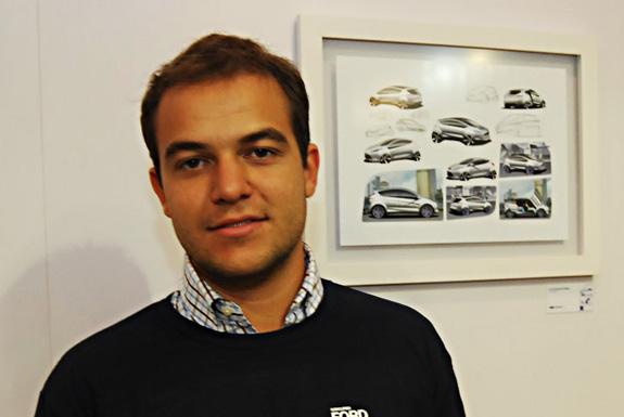 Luís Eduardo Baley, primeiro colocado, é estudante da UniverCidade, do Rio de Janeiro