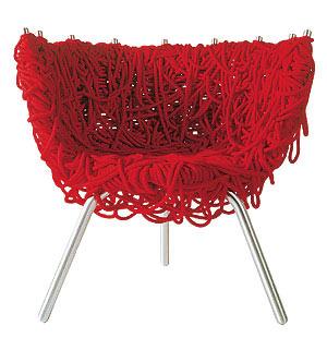 Não sabemos se a cadeira dos Campana no MoMA é design ou arte funcional