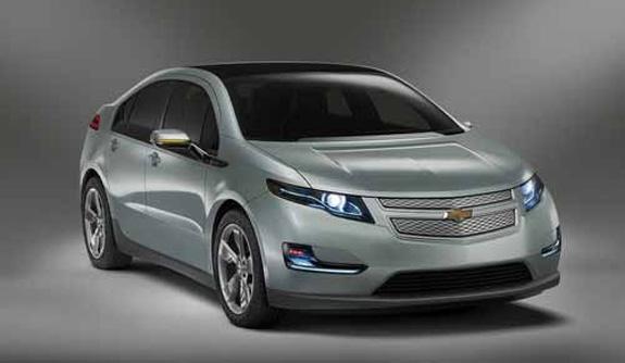 Volt, carro elétrico da Chevrolet, aponta para futuro dos carros sustentáveis