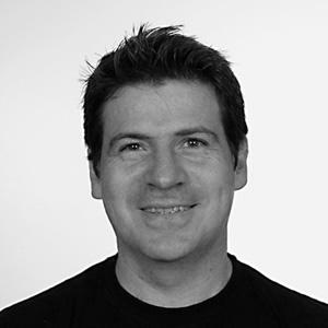 Alécio Rossi, responspavel pela equipe que criou os cursos de animação do Senac