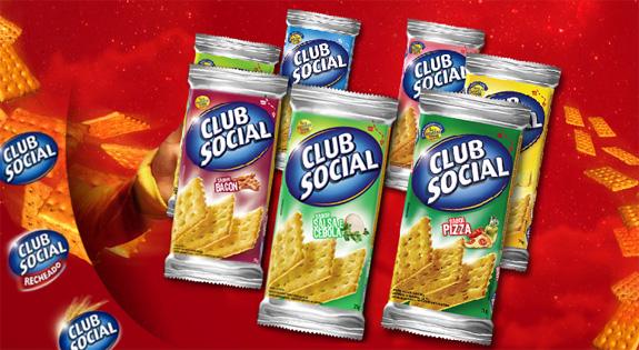 Clube Social é o biscoito com embalagem fracionada mais-bem sucedido do Brasil