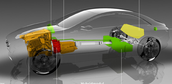 CADs como o NX permitem conceber a analisar protótipos digitais de vários ângulos