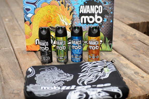 Avanço Mob chega em quatro versões inspiradas em diferentes tribos