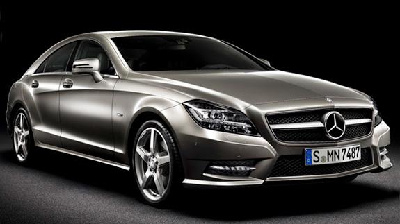Softwares Siemens irão ajudar ao designers da Daimler a criar novos automóveis como o CLS
