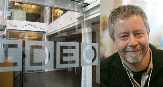Tim Brown, um dos fundadores da IDEO, que escreveu o livro Faces da Inovação
