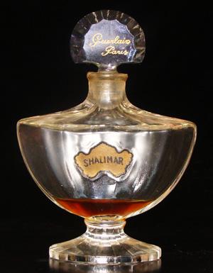 Shalimar Parfum Guerlain 1925