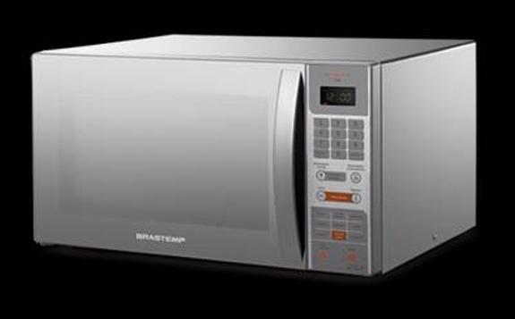 Micro-ondas Brastemp, com tecla meu jeito, tem funções inúteis como outros produtos modernos