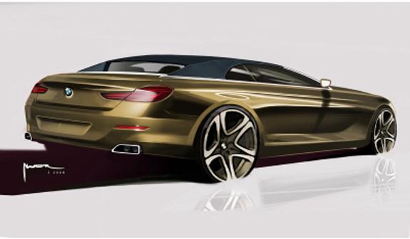 Linhas ininterruptas e fluidas transmitem à silhueta do BMW uma elegância dinâmica