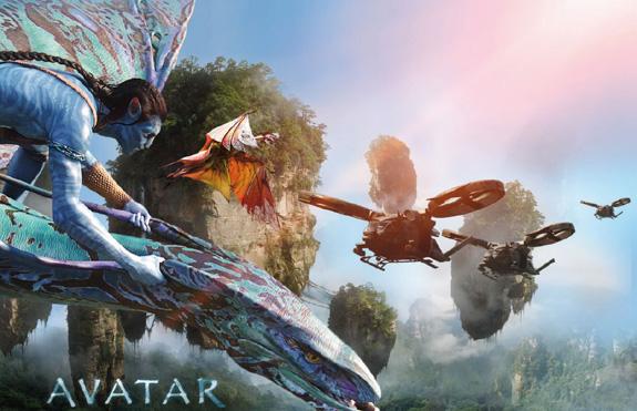 Para conceber criatura de Avatar que carrega pessoas Page teve de pensar como engenheiro