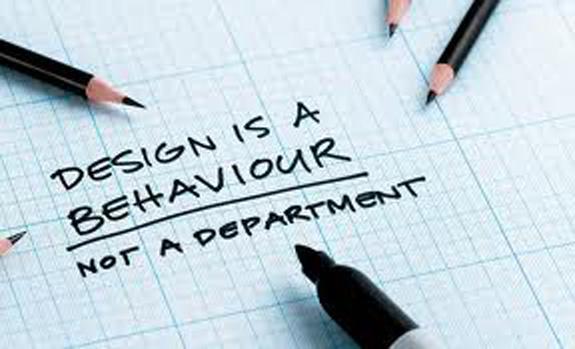 """""""Design é um comportamento, não um departamento"""""""