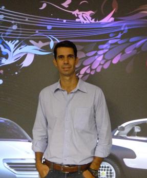 Frederico Laguna, gerente de produto estilo