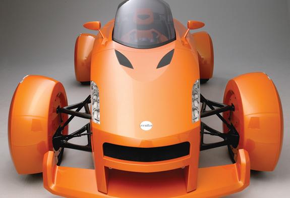 Magna Steyr criou carro conceito usando os softwares que hoje estão na Design Product Suite 2012