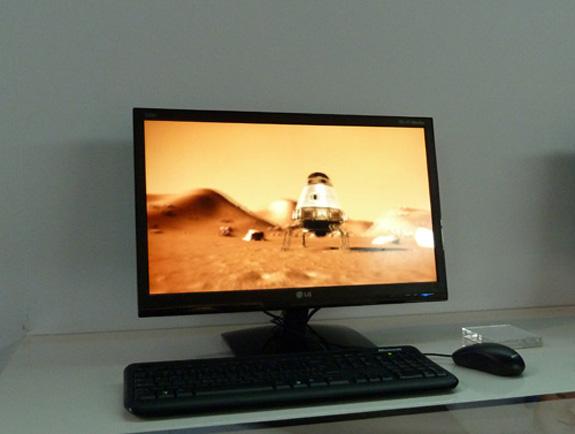 Monitor 3D com tecnologia FPR 3D permite ver produções 3D sem cansar os olhos