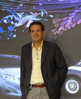Thierry Hospitel, diretor de estilo da PSA