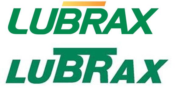 Objetivo era revitalizar o grupo Lubrax (marca antiga em baixo e nova ao alto)