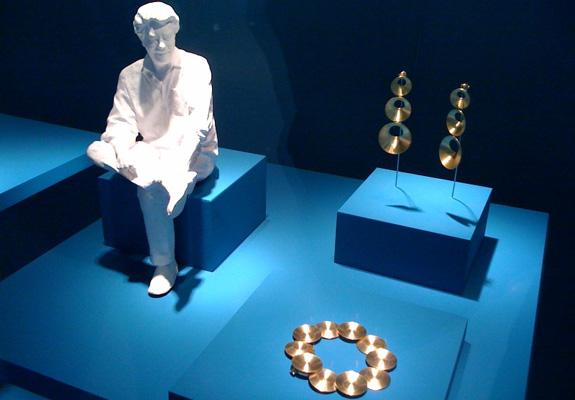 joias de Antonio Bernardo poderão ser vistas virtualmente em exposição de Milão